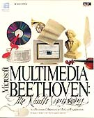 Cd-rom about Beethoven