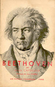 Book:  Le calvaire de Beethoven, by Louis Capdevila...