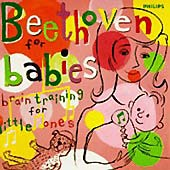 Cd for kids about Beethoven