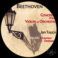Cd Beethoven: Violin Concerto