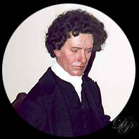 Beethoven at Madame Tussaud's...