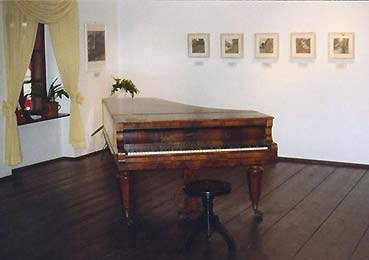 On of the two Beethoven's museums...