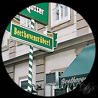 Beethovengasse at Vienna